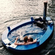 Hot Tug Cool Bath Accessory