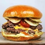 PornBurger Book Delicious Burger