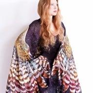 Shovava Owl Wings Scarf Cool Garment