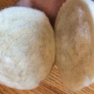 Smart Sheep Wool Dryer Balls Nice Dryer Material