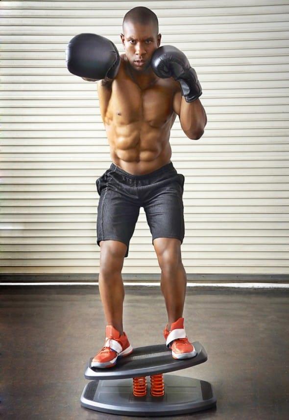 Enjoy a more balanced workout.