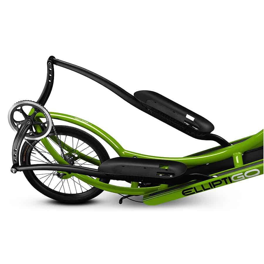 Elliptical Bike For Outside: Ellipti Go 8C Outdoor Elliptical Bike