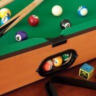 Mainstreet Classics Table Top Billiards Cool Indoor Game