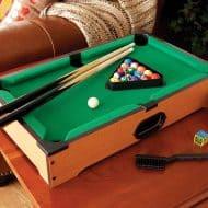 Mainstreet Classics Table Top Billiards Nice Toy