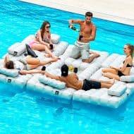 Pigro Felice Modul'Air Inflatable Sofa Set Fun Toys