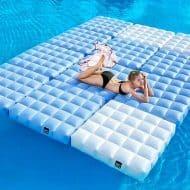 Pigro Felice Modul'Air Inflatable Sofa Set Nice Floats