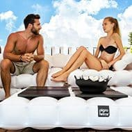 Pigro Felice Modul'Air Inflatable Sofa Set Relaxing Portable Chair