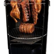 Po' Man Trashcan Charcoal Grill Fun way to barbecue