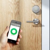 August Smart Lock HomeKit Access with your mobile phone