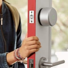Turn your phone into a smart key.