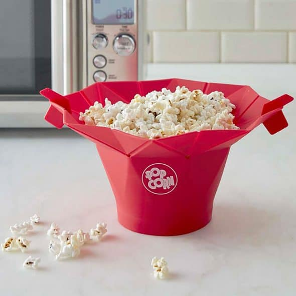 Unfold your kind of popcorn.