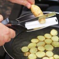 Clever Cutter 2-in-1 Food Chopper Kitchenware
