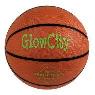Glow City Light Up Basketball Cool Decoration