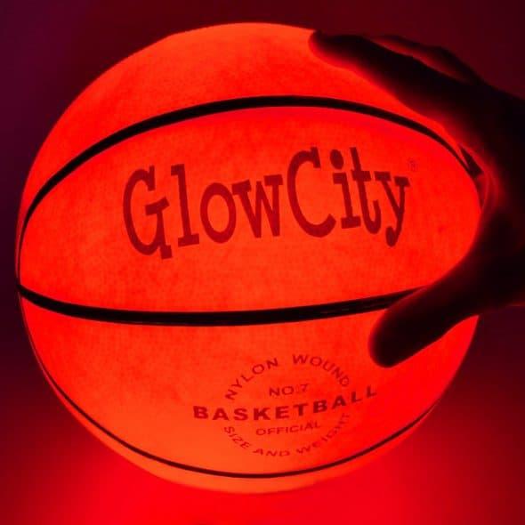 Light up the court.