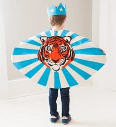 Let your kid's inner tiger roam free!