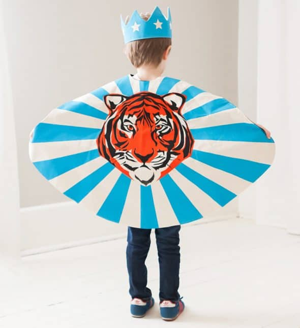 Let your kid's inner tiger roam free!