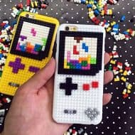 Loz Diamond Blocks DIY Case For iPhone Cool Accessory