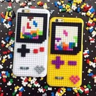 Loz Diamond Blocks DIY Case For iPhone Nice Gadget Add Ons