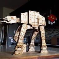 Moku Shop Star Wars AT-AT Book Ends Cool Storage
