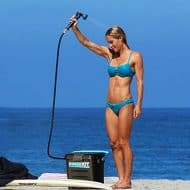 Rinse Kit Portable Sprayer Good for Shower at Beach