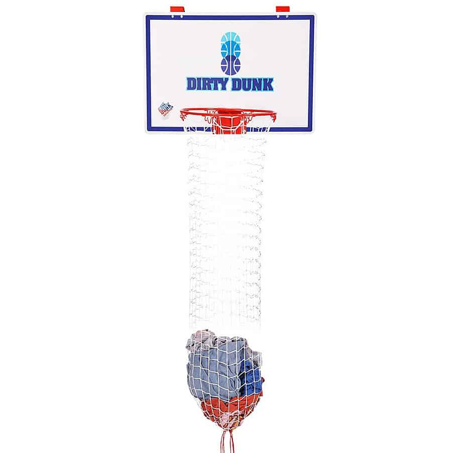 The Dunk Collection Dirty Dunk Over The Door Basketball