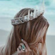 Wild & Free Jewelry La Jolla Mermaid Tiara Cool Headdress