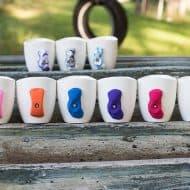 Climbergoods Rock Climbing Mug Nicely Done Porcelain Mugs
