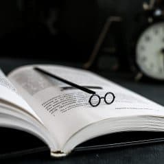 Put some magic in your reading.