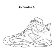 Da Vinci Air Jordan Coloring Book Also Ideal for Adults