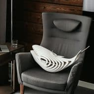 ESSE Boutique Wooden Whale Lamp Home Decoration