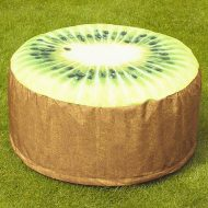 Fallen Fruits Fruit Pouffes Portable Seat
