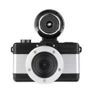 Lomography Fisheye Baby 110 Portable Camera