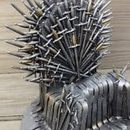 Pay The Iron Price Iron Throne Phone Holder Game of Thrones Themed Holder