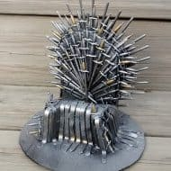 Pay The Iron Price Iron Throne Phone Holder Great for Gadgets