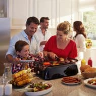 Philips Smoke-less Indoor Grill Great for family gatherings