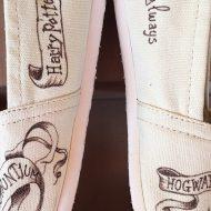 Shoe Designs By Allison Mischief Managed Toms Nice Footware