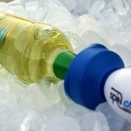 SpinChill Portable Drink Chiller Rapidly Chill in 1 Minute