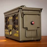 Thodio .50 Cal A-box The Original Ammo Can Boombox Mobile Speaker