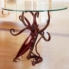 Legendary tentacles to keep your table stable.