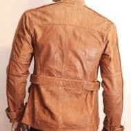 Magnoli Clothiers FinnPoe Leather Jacket Novelty Item