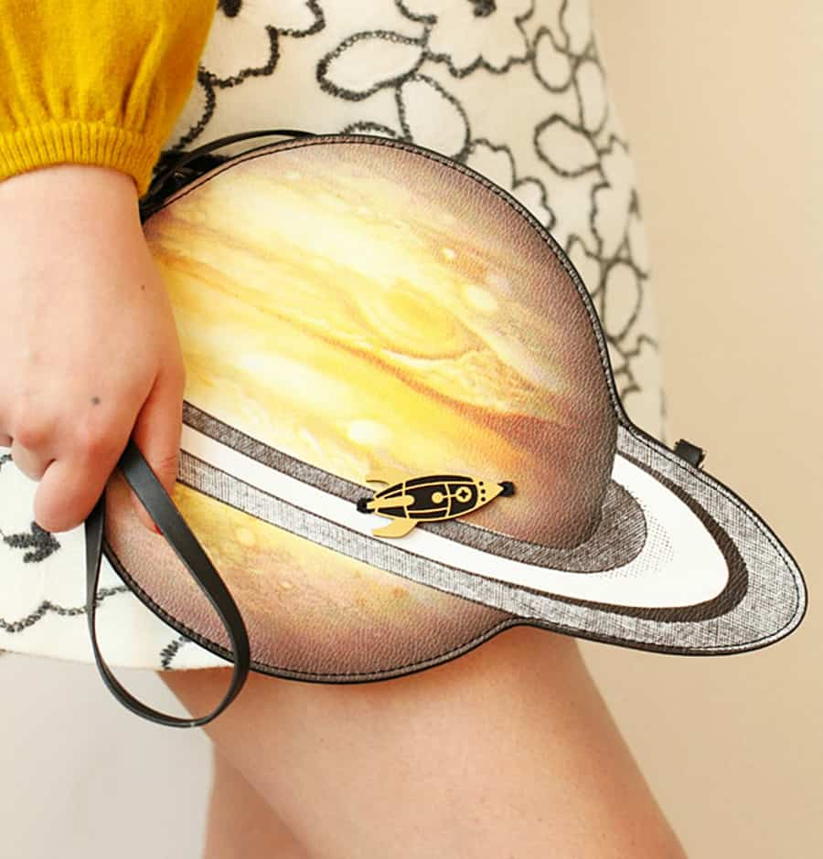 You got Saturn in the bag!