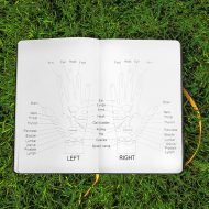 Radiance Personal Lifestyle and Nutrition Planner Novelty Item