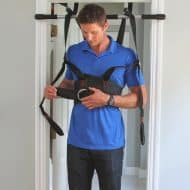 Sit and Decompress Ultimate Back Stretcher Back Pain Relief