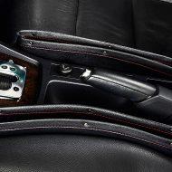 Sky Rox Leather Car Side Seat Caddy Novelty Item