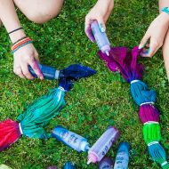Tulip One Step 18-Color Tie-Dye Kit Novelty Item
