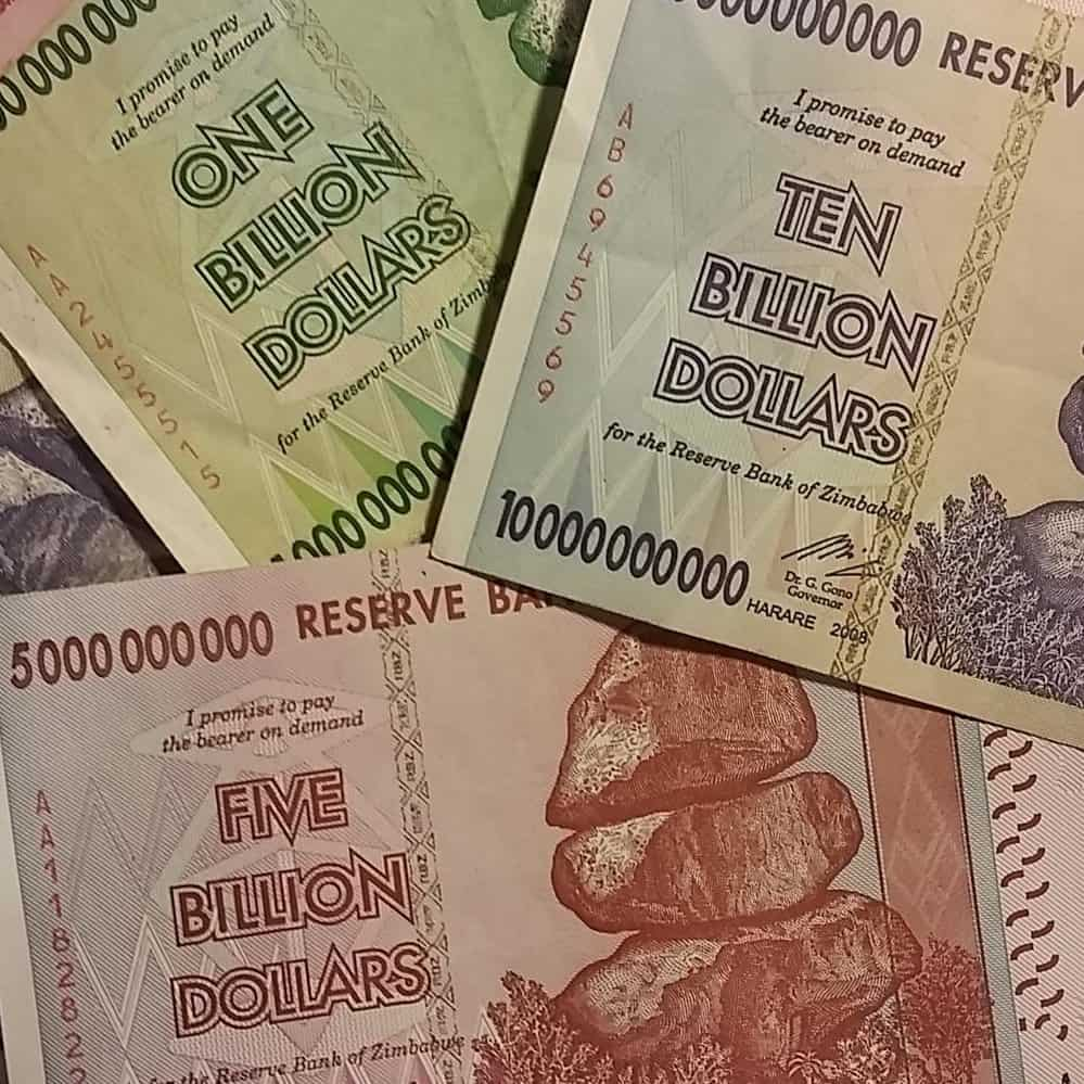 Become the world's poorest Billionaire!