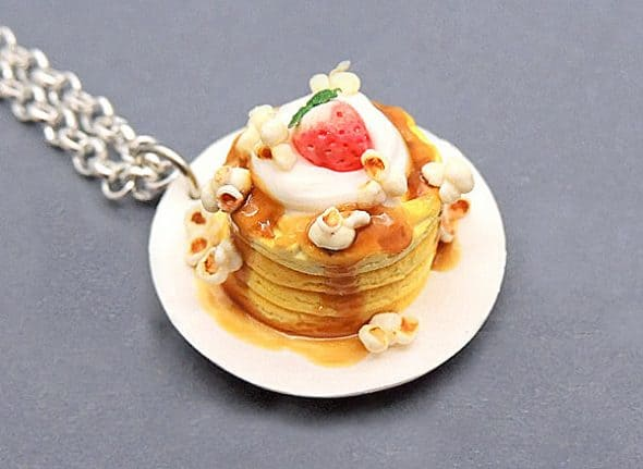 Constantly be reminded of how delicious pancakes are.