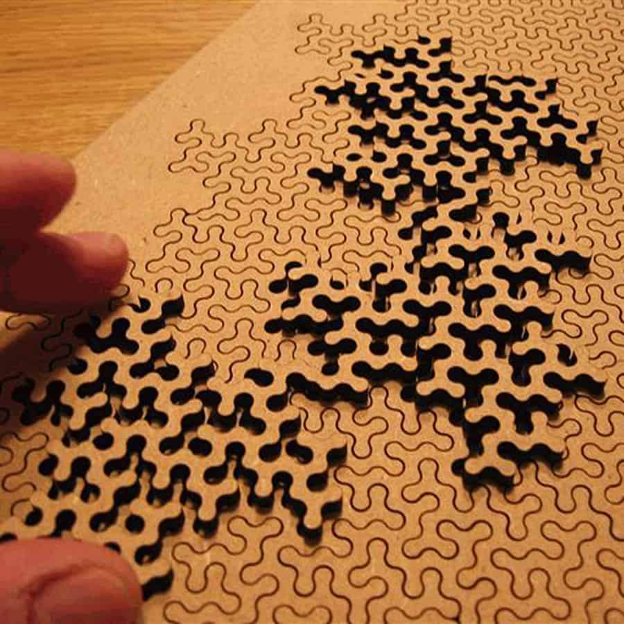 Headache comes in the form of a beautiful puzzle.