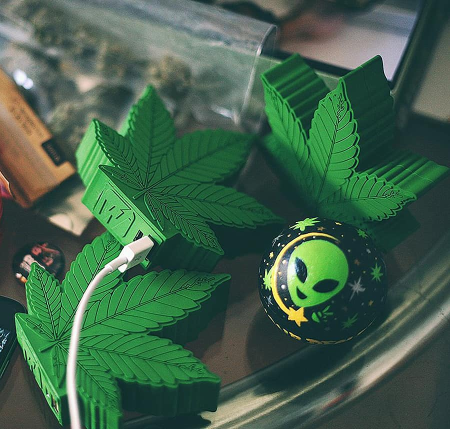 Power up 420 style.