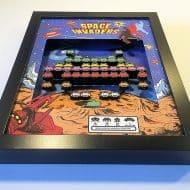 glitch-artwork-space-invaders-arcade-3d-shadow-box-foamboard